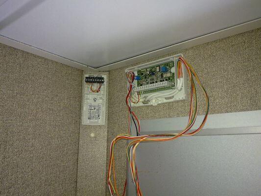 Une installation électrique pour la mise en place de votre nouvelle alarme