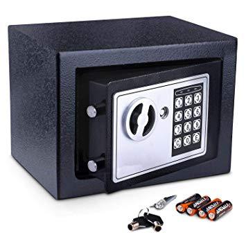 comment ouvrir mini coffre fort électronique